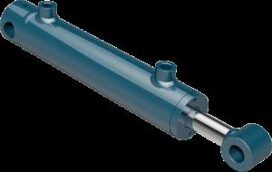 Cilindro doppio effetto con fondello forato – CFF